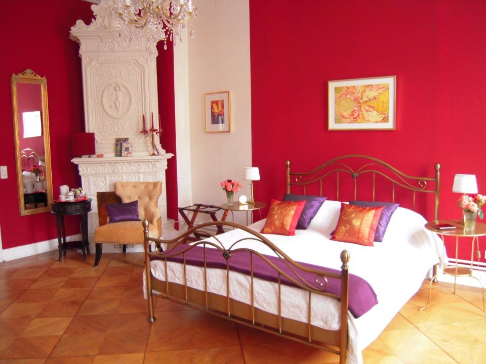 Romantkzimmer mittendrin