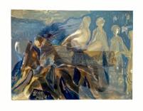 Und die Seele kommt nicht nach1 (mit Licht), 2011