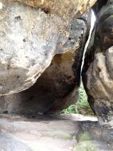 "Höhle beim ""Kuhstall"", 2015"