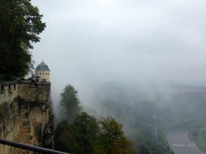 In der Festung Königstein, 2015