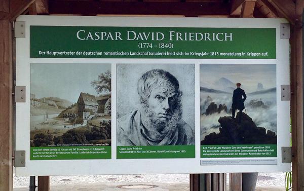 Maler Casper David Friedrich web