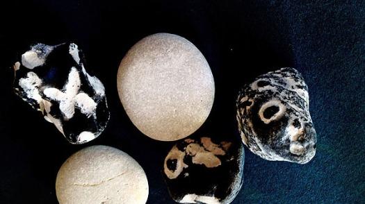 Die Poesie der Steine 1, 2016webb