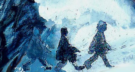 Verlassen, Detail, 2003