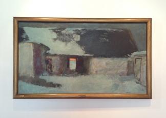 Winter 2, Der Hof Bognemark Oluf Høst1936