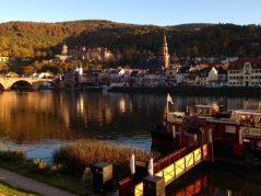 Heidelberg am Neckar 2016