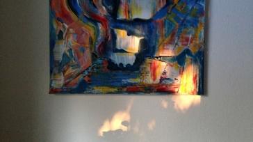 Komposition 3 im Sonnenlicht 2018